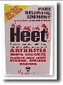 HEET - PAIN RELIEVING LINIMENT FOR MUSCLES, JOINTS AND STRAINS  $15.00